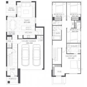 Lot 26 Dell Street Arise estate Rochedale floor plan.jpg