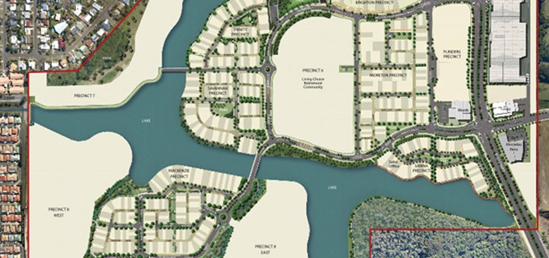 Sunshine Cove Master Plan